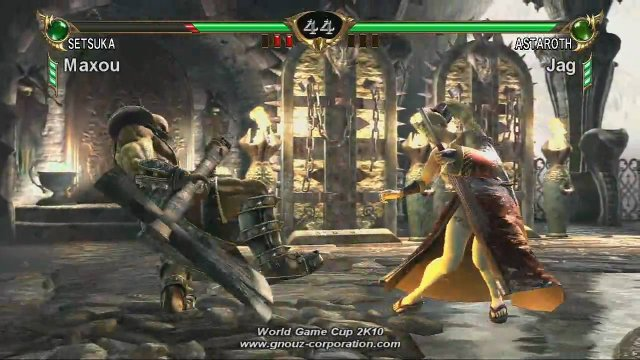 WGC 2K10 - SC4 - Maxou vs Jag