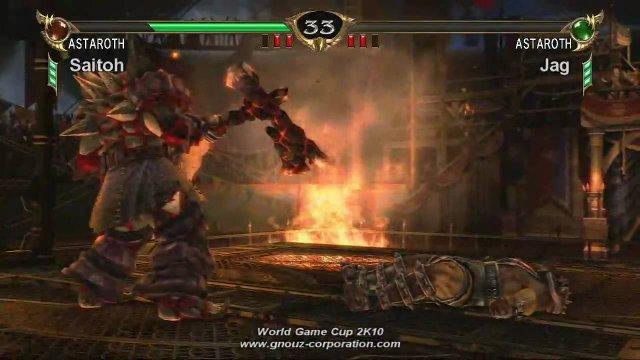 WGC 2K10 - SC4 - Saitoh vs Jag