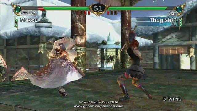 WGC  2K10 - SC4 - Maxou vs Thugish Pond Part 2