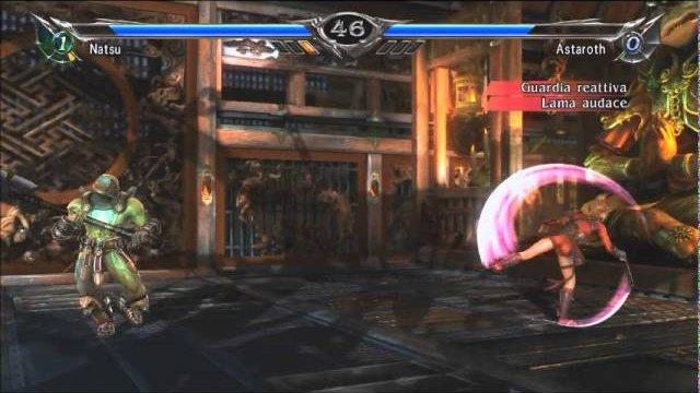 GF Soul Calibur 5 25/02/12 Rikimaru (Natsu) Vs Asodimazze (Astaroth)
