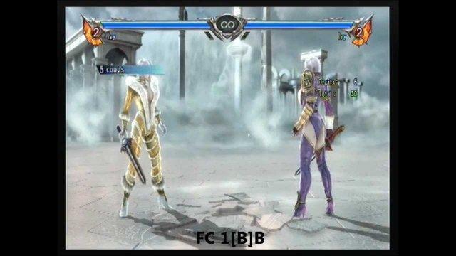 [SoulCalibur V]: Ivy Combo Guide by Ssissmix