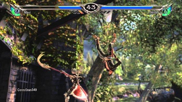 Soulcalibur V   hilde halls of swag VOL2