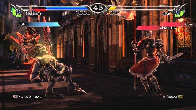 Soulcalibur V   hilde halls of swag VOL 1