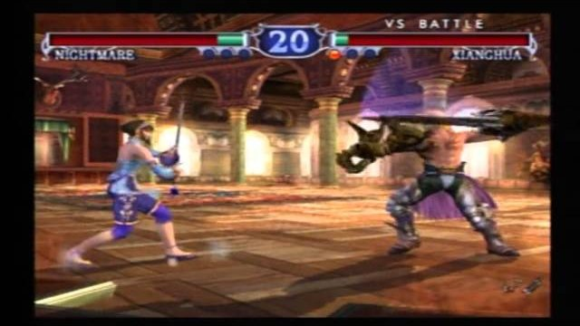 Soul Calibur 2 in Taiwan