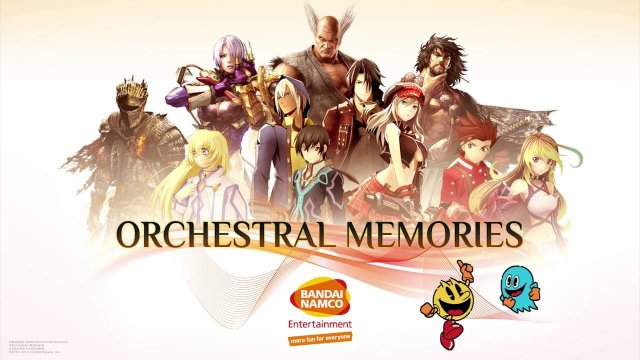 Orchestral Memories - Bandai Namco Entertainment Symphonic Concert (English)