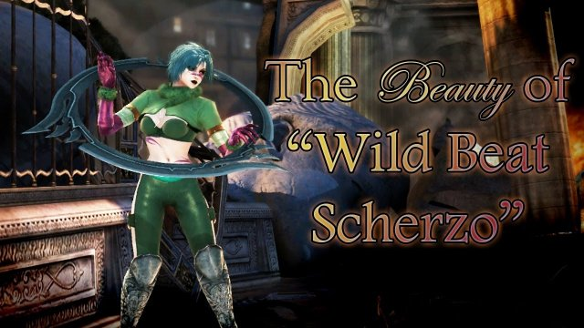 """The Beauty of """"Wild Beat Scherzo"""""""