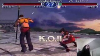 SilentWall (Kilik, Yunsung) VS Aris (Taki) FT5 NetPlay Mar2317