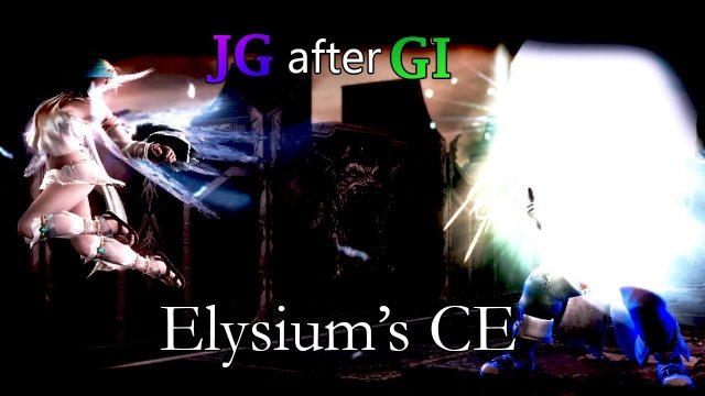 JG after GI - Elysium's CE