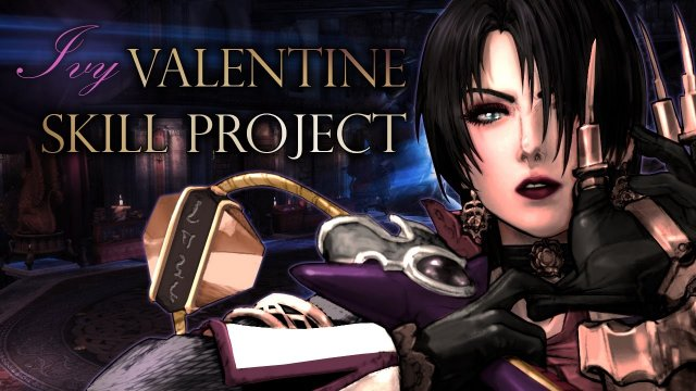 Soul Calibur V | Ivy Skill Project