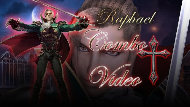 Soul Calibur V | Raphael Combo Video