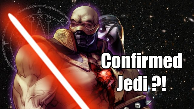 Derp Calibur V: Astaroth confirmed to be a Jedi