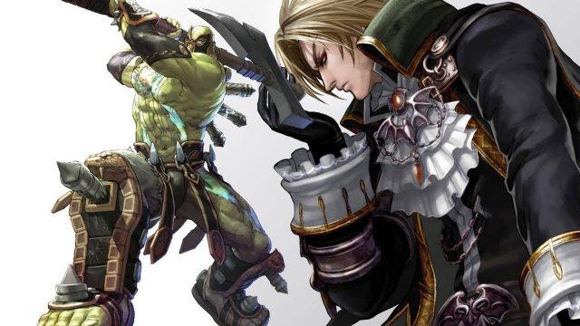 Soulcalibur V Sojiro (Astaroth) vs Domainnq (Raphael)