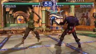 Jeo(Assassin) VS SilentWall(Raphael) July0517