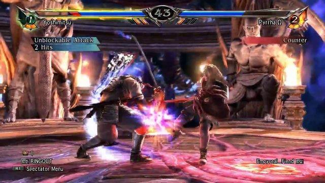 Soulcalibur V Weekly Tournament Alt Stream Ringout vs Empyreal Fiend