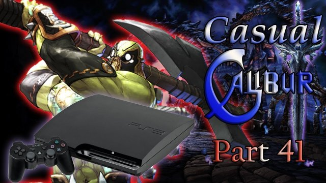 Soulcalibur V Casual Calibur Part 41: PSN Edition! FT5 against Airworthyimpact!