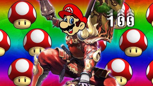 Derp Calibur V: Mario mitsu