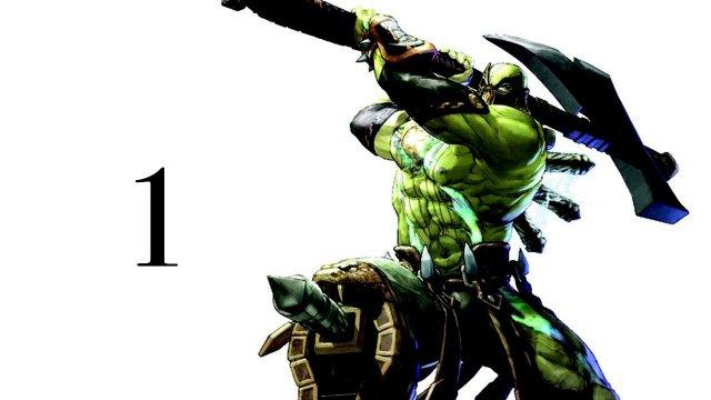 SoulCalibur V - Sojiro (Astaroth) Online Doubles Episode 1