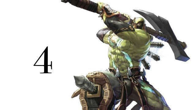 Soulcalibur V - Sojiro (Astaroth) Online Doubles Episode 4