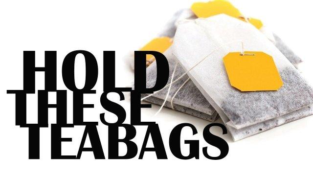 I CAN'T ESCAPE THE TEABAGS - SoulCalibur V online tea