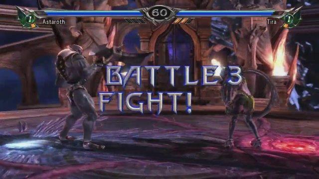 Croik (Astaroth) vs Saiyne (Tira) SCV Offline FT10 pt 1