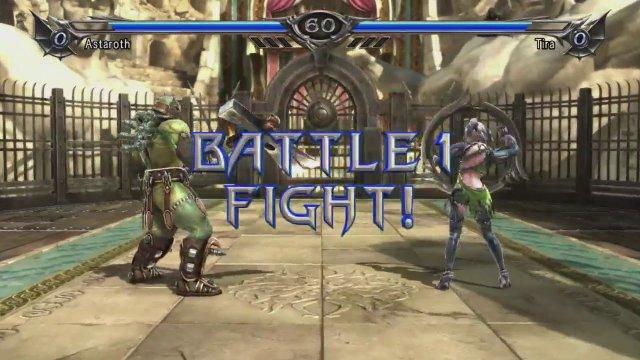 Croik (Astaroth) vs Saiyne (Tira) SCV Offline FT10 pt 2