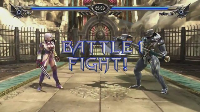 Saiyne (Ivy) vs Croik (Astaroth) SCV Offline FT10 pt 1