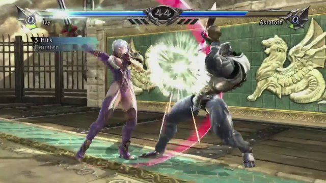Saiyne (Ivy) vs Croik (Astaroth) SCV Offline FT10 pt 2