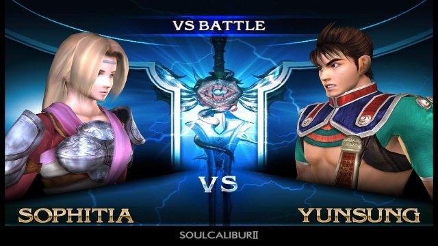 SCII - Malice (Sophitia) vs Stryder (Yunsung) - Part 1