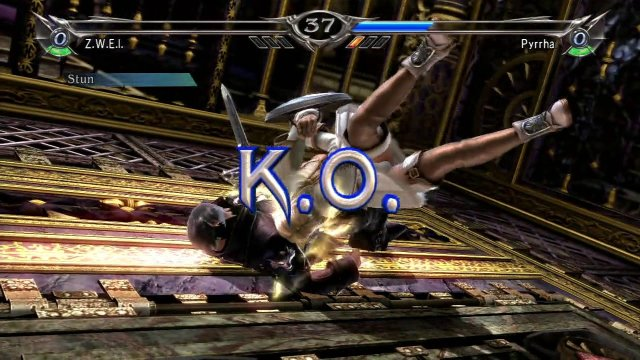 NEC 18: SCV: KOA | BlackZweinamite (Zwei) vs MoneyMuffins (Pyrrha)