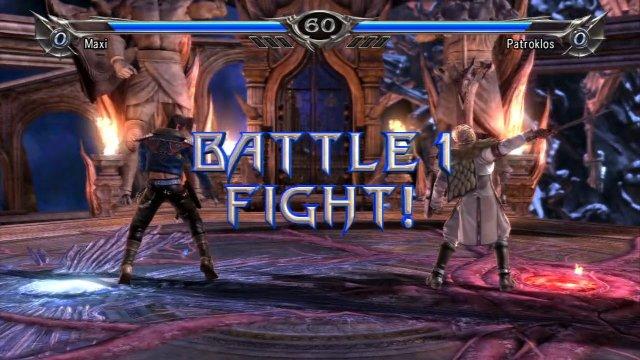 NEC 18: SCV: IRM (Maxi) vs Saiyne (Patroklos)
