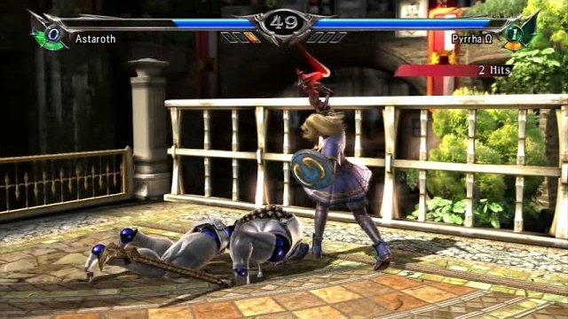 NEC 18: SCV: Croik (Astaroth) vs Saion (Pyrrha Omega)