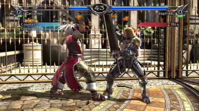 NEC 18: SCV: The Ronin (Seigfried) vs FightClubHubbs (Aeon)