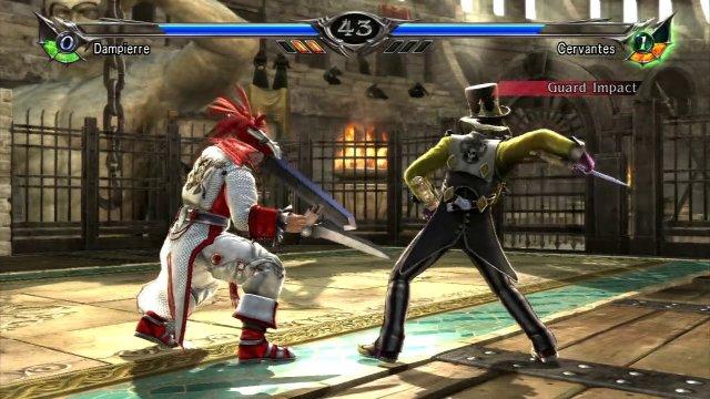 NEC 18: SCV: OOFMATIC (Dampierre) vs FightClubHubbs (Cervantes)