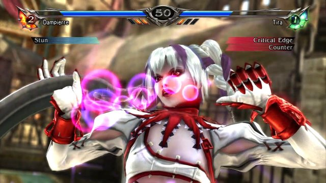 NEC 18: SCV: OOFMATIC (Dampierre) vs ImmortalKatt (Tira)