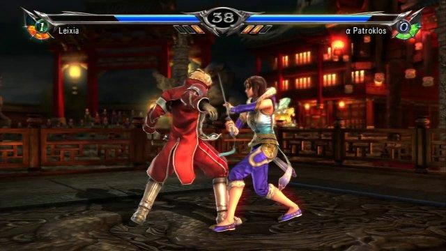 NEC 18: SCV: KOA | ZeroEffect (Leixia) vs KOA | RuthlessVoid (Alpha Pat)