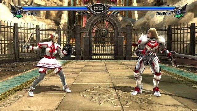 NEC 18: SCV: The Ronin (Seigfried) vs Fyre (Pyrrha)