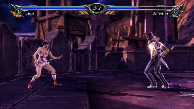 NEC 18: SCV: OOFMATIC (Dampierre) vs KOA | HappyToki (Leixia)
