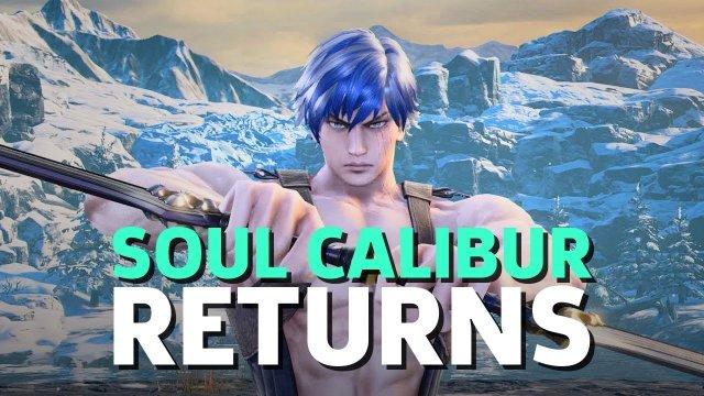 SoulCalibur VI - 7 Minutes of Frantic Gameplay