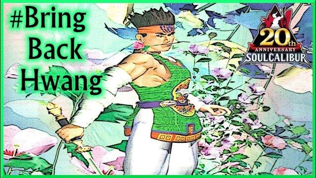 #BringBackHwang