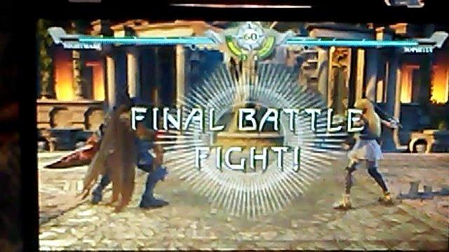 Soul Calibur 6 at Final Round 2018 part 3