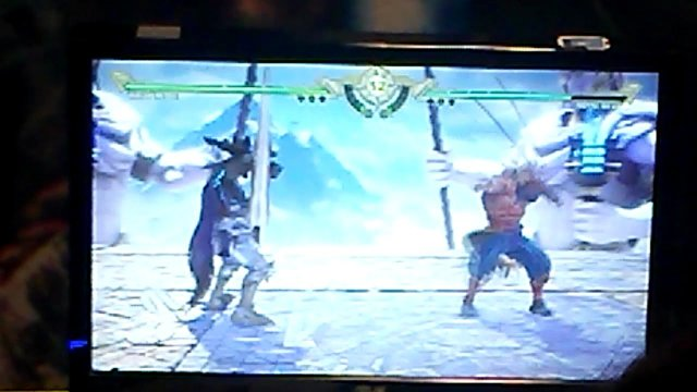 Soulcalibur 6 at Final Round 2018
